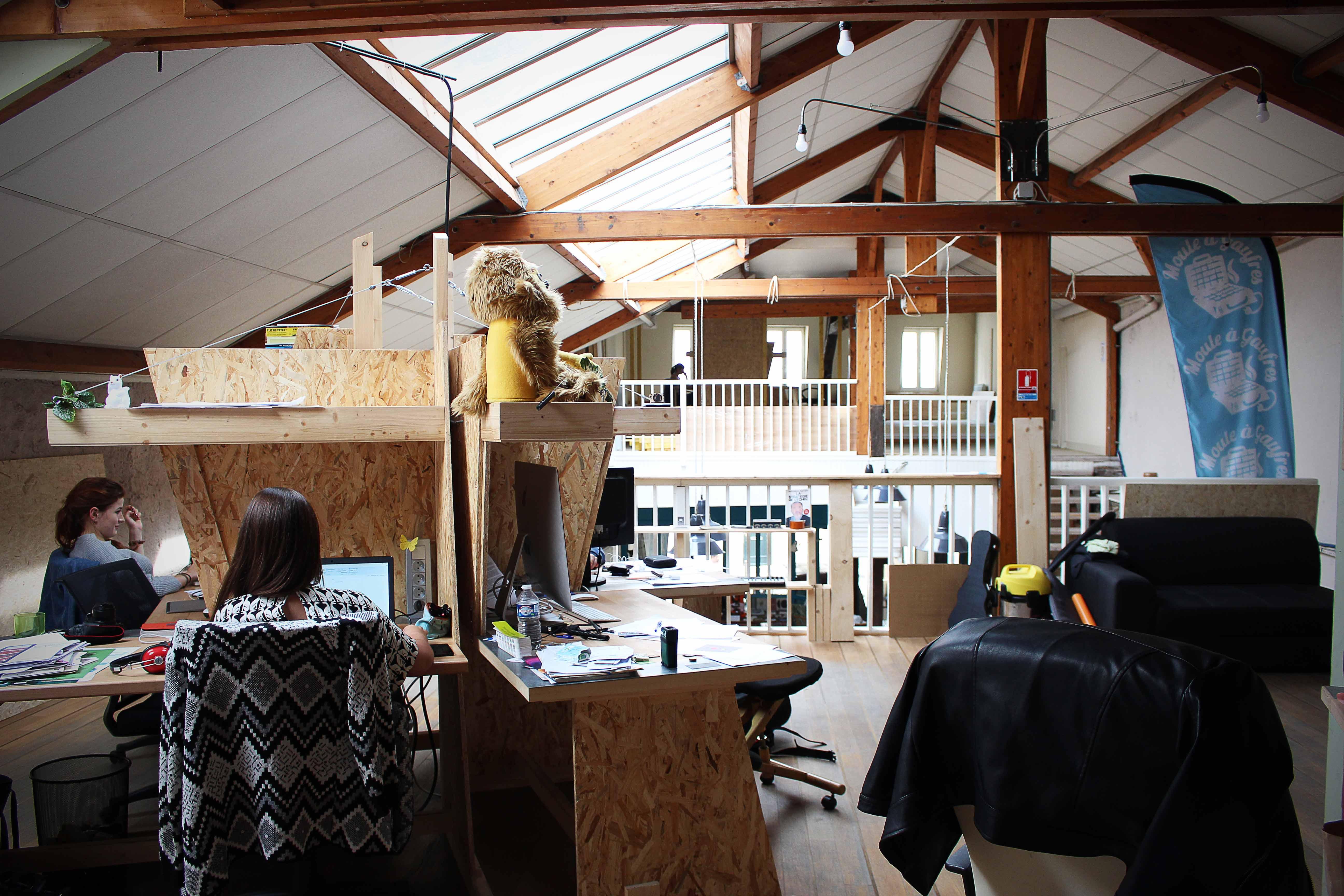 Coworking pour les créatifs à Orléans